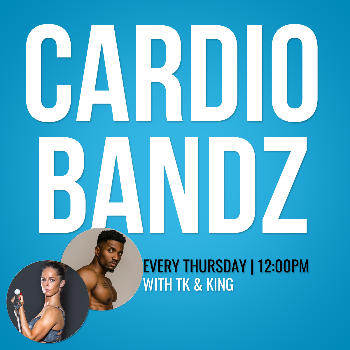 Read more about the article Thursday 13th February: Cardio Bandz