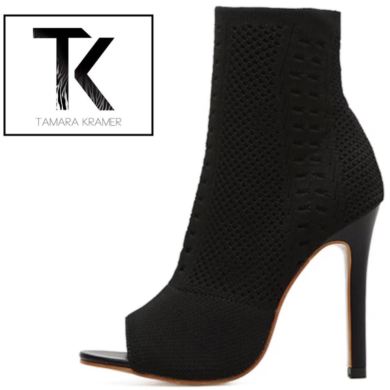 Tamara-Kramer-black-open-toe-heels