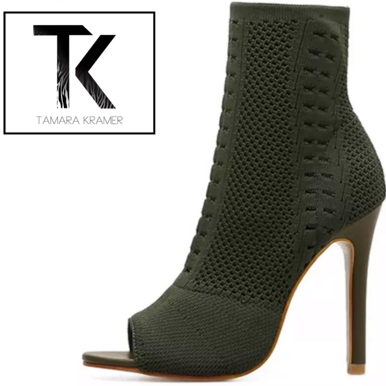 Tamara-Kramer-khaki-open-toe-heels