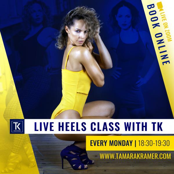 Live Heels Class
