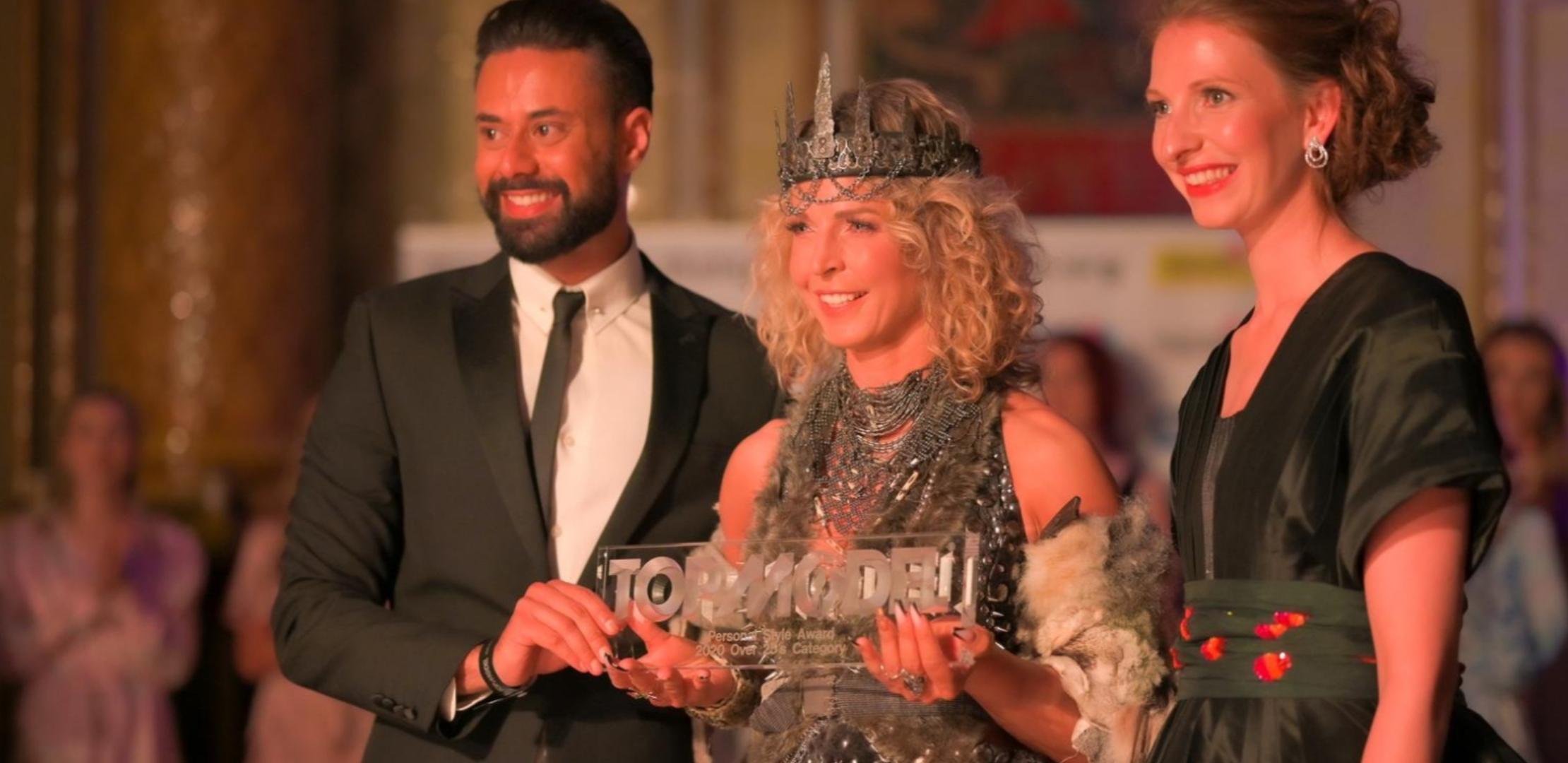 Tamara Kramer Top Model Finalist & Award Winner