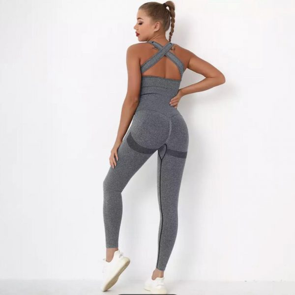 Seamless Sporty Jumpsuit